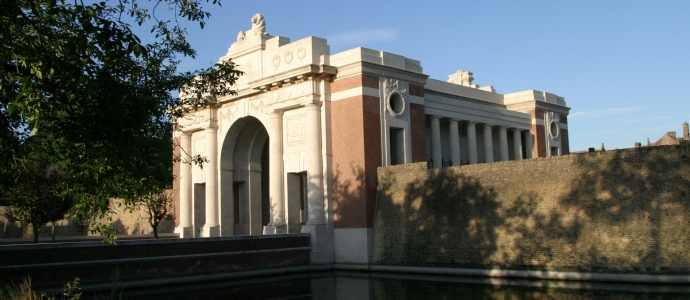 Ypres and the Menin Gate