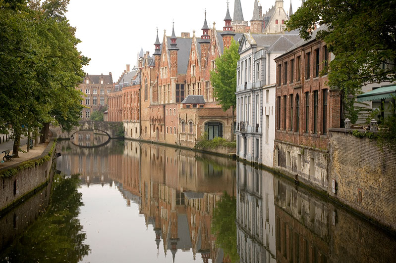 Lille & Bruges - Two Countries; one weekend