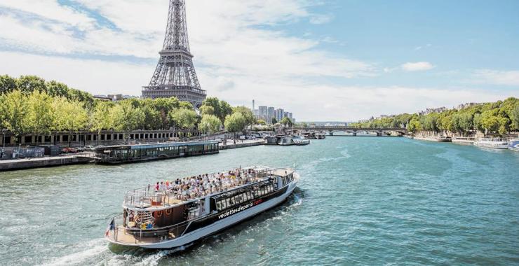 Paris on Eurostar