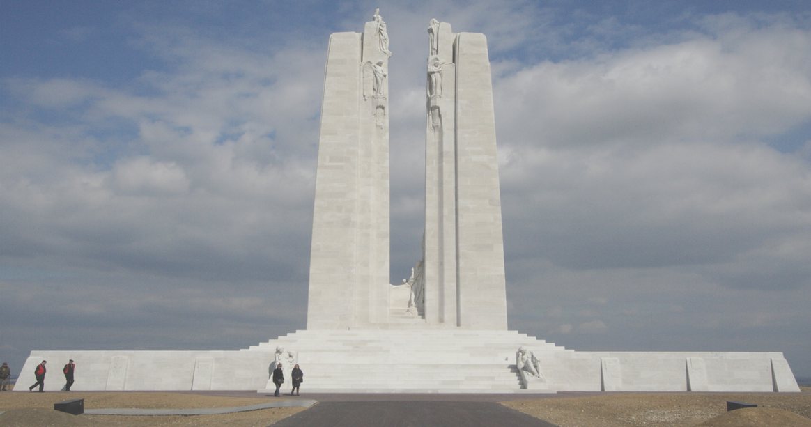 The Somme, Arras and Vimy Ridge