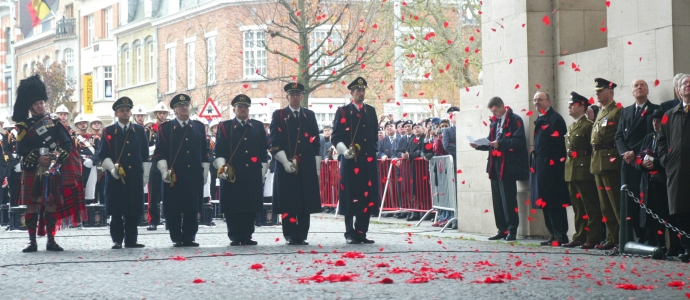 Flanders and the Menin Gate