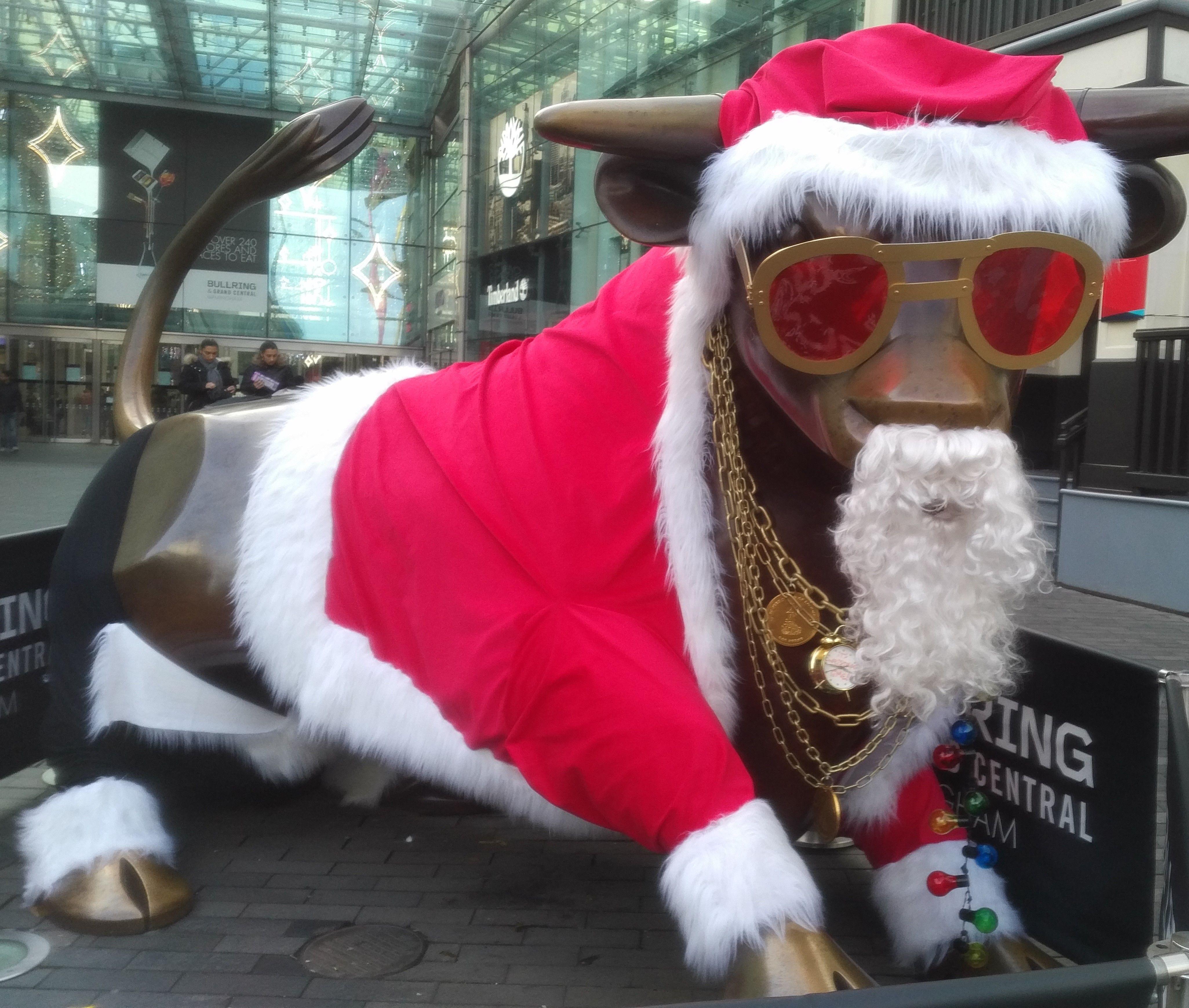 Birmingham's Famous Frankfurt Christmas Market