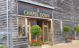 Curious Brewery & Chapel Down