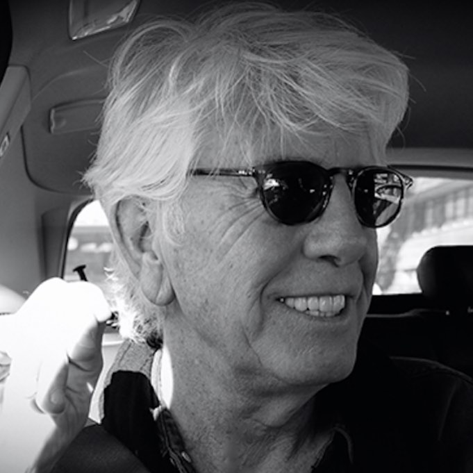 Graham Nash at the Leas Cliff Hall